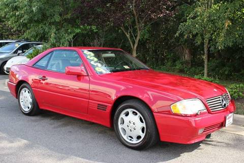1995 Mercedes-Benz SL-Class for sale in Chantilly, VA