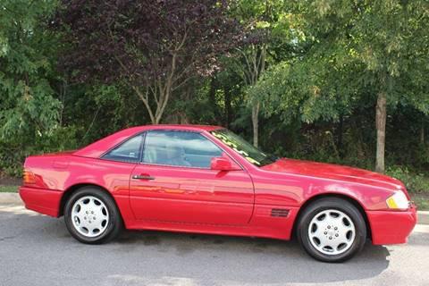1995 Mercedes-Benz SL-Class for sale in Chantilly, VA