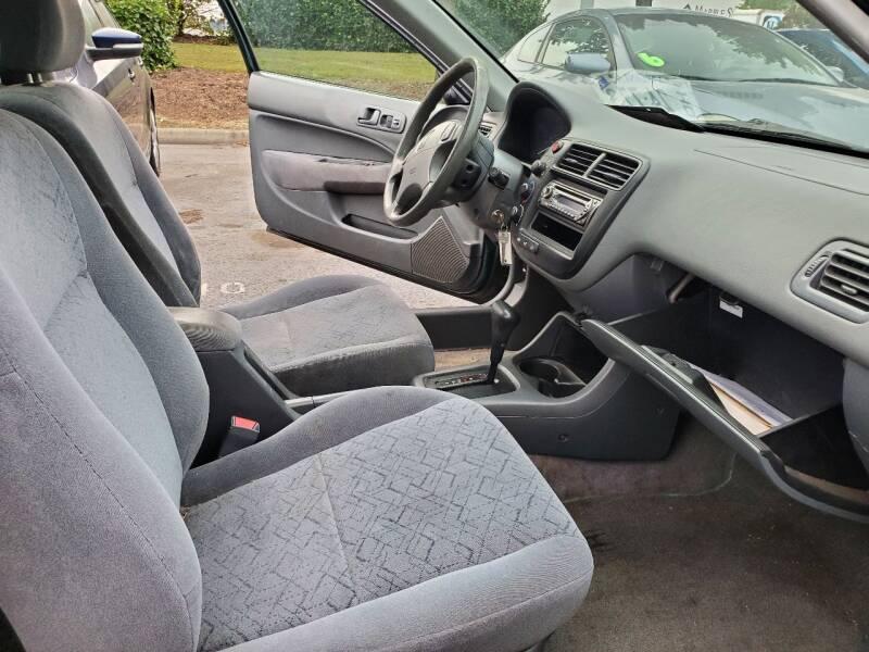 1999 Honda Civic EX 2dr Coupe - Chantilly VA