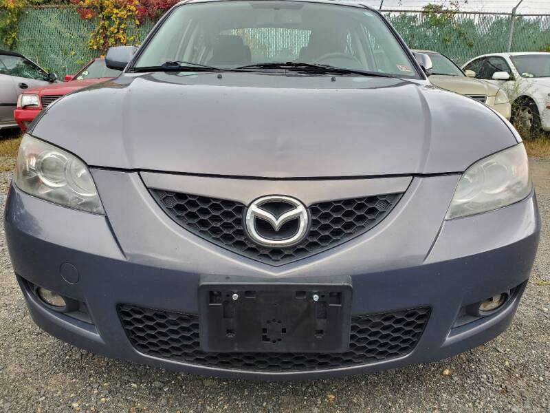 2008 Mazda MAZDA3 New i Sport 4dr Sedan 4A - Chantilly VA