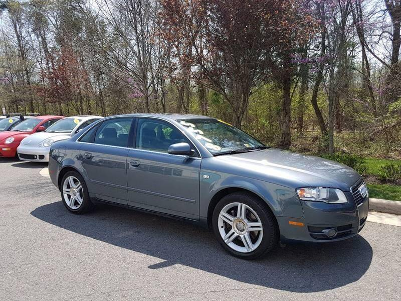 2006 Audi A4 2.0T 4dr Sedan w/CVT - Chantilly VA