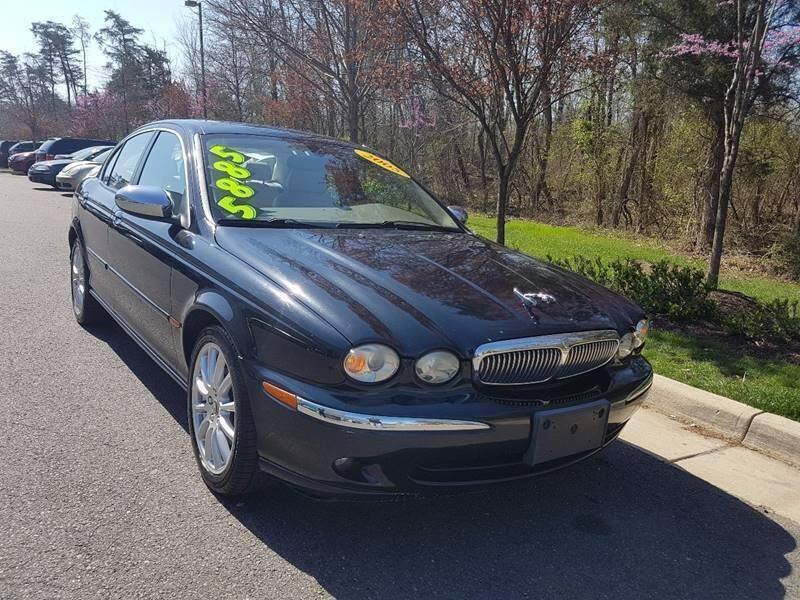 2005 Jaguar X-Type AWD 3.0L 4dr Sedan - Chantilly VA