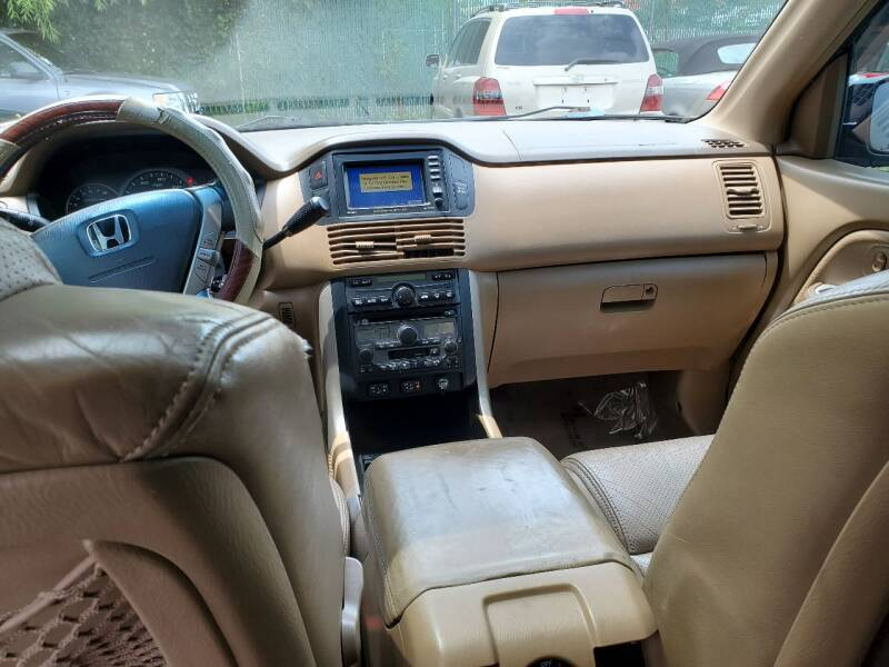 2005 Honda Pilot 4dr EX-L 4WD SUV w/Leather and Navigation System - Chantilly VA