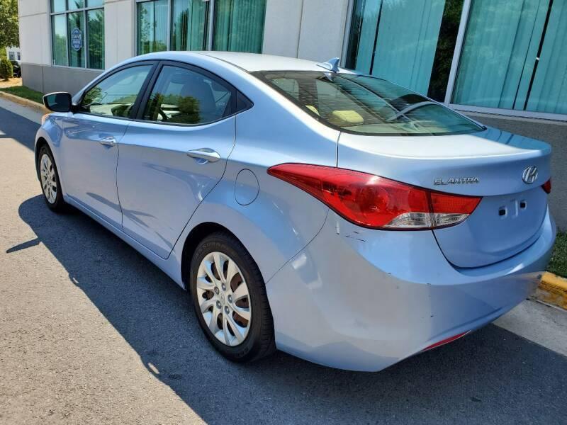 2012 Hyundai Elantra GLS 4dr Sedan 6A - Chantilly VA