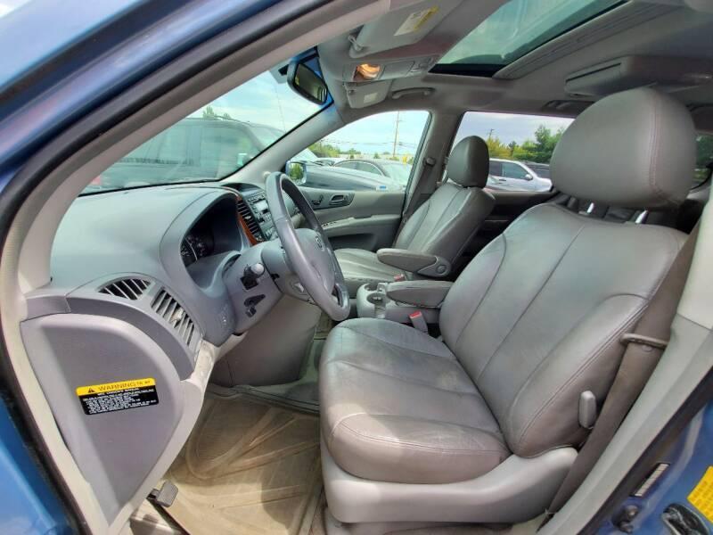 2007 Kia Sedona LX 4dr Mini-Van LWB - Chantilly VA