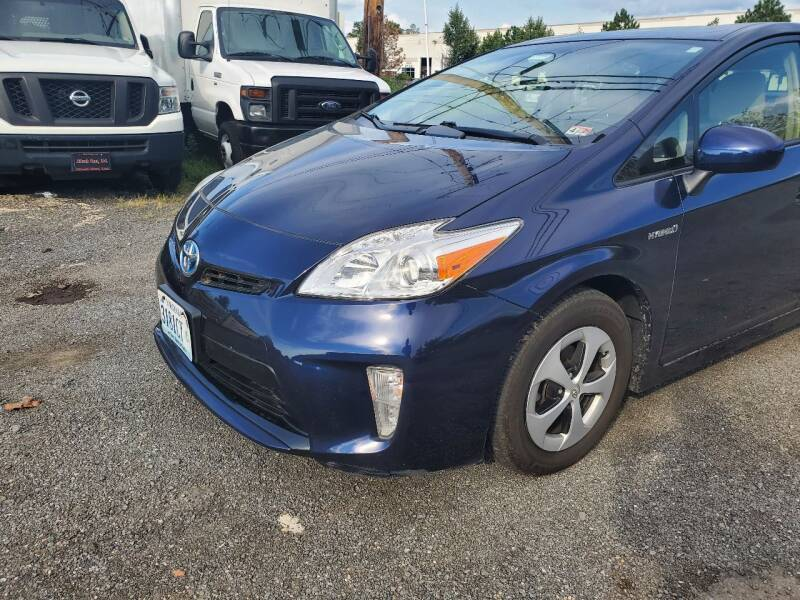 2015 Toyota Prius One 4dr Hatchback - Chantilly VA