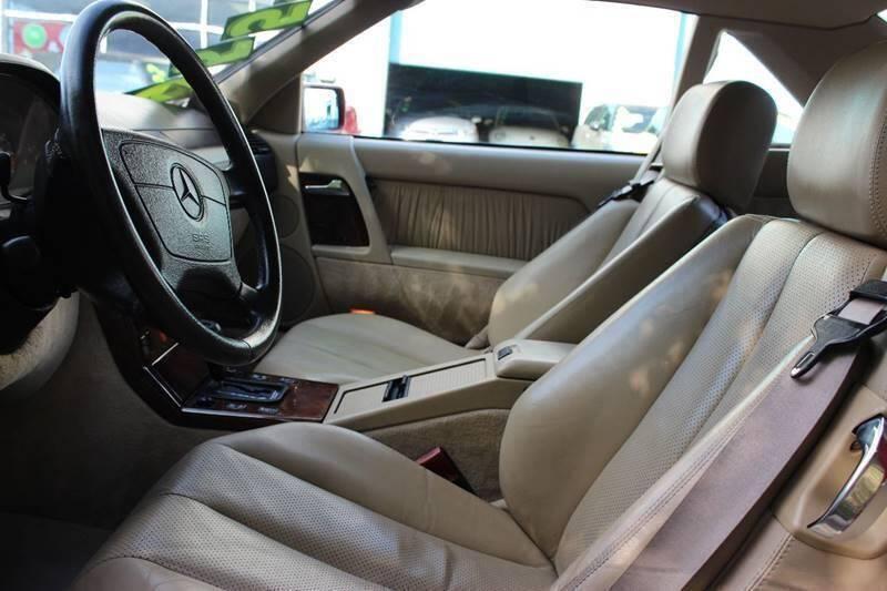 1995 Mercedes-Benz SL-Class SL 500 2dr Convertible - Chantilly VA