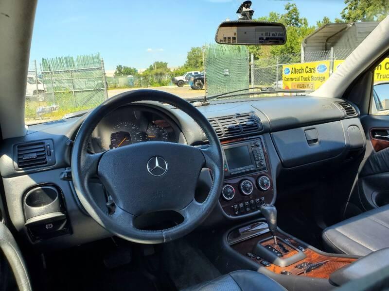 2004 Mercedes-Benz M-Class AWD ML 350 4MATIC 4dr SUV - Chantilly VA
