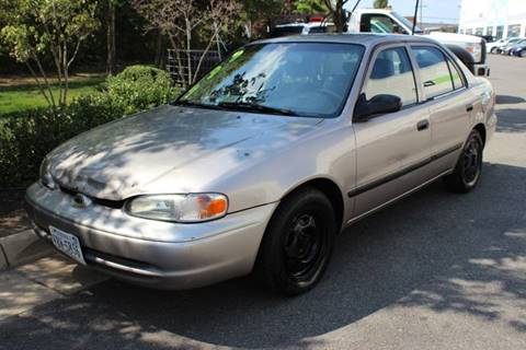 1998 GEO Prizm for sale in Chantilly, VA