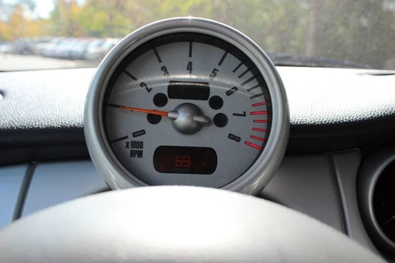 2002 Mini Cooper 2dr Hatchback In Chantilly VA - M & M Auto
