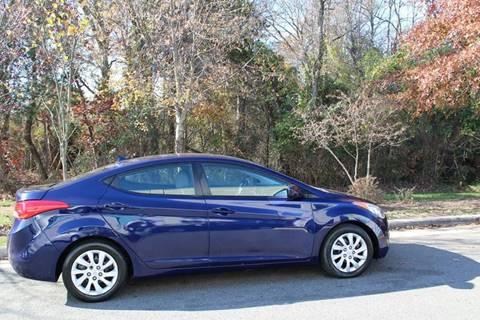 2013 Hyundai Elantra for sale at M & M Auto Brokers in Chantilly VA