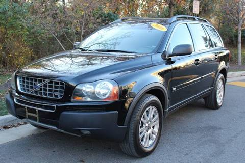 2006 Volvo XC90 for sale at M & M Auto Brokers in Chantilly VA