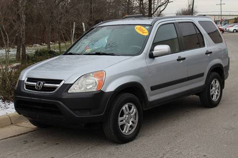 2004 Honda CR-V for sale at M & M Auto Brokers in Chantilly VA