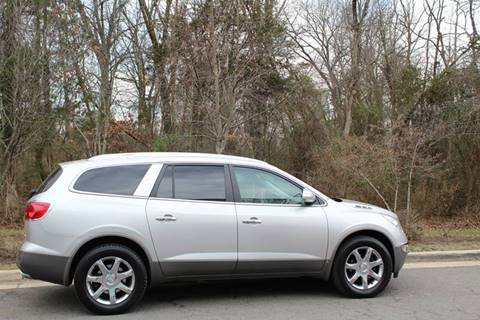 2008 Buick Enclave for sale at M & M Auto Brokers in Chantilly VA