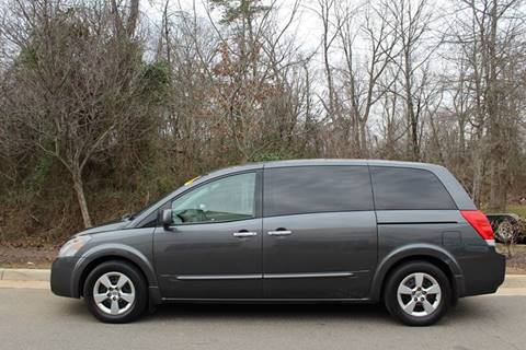 2009 Nissan Quest for sale at M & M Auto Brokers in Chantilly VA