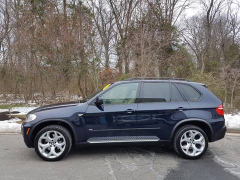 2008 BMW X5 for sale at M & M Auto Brokers in Chantilly VA