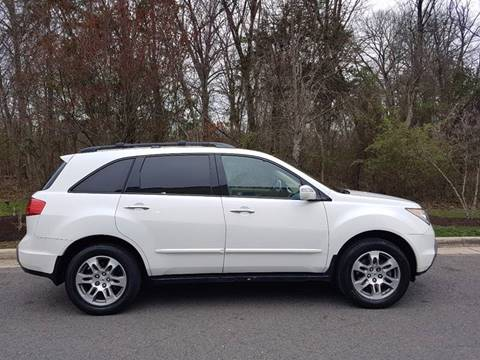 2007 Acura MDX for sale at M & M Auto Brokers in Chantilly VA