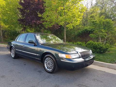 1998 Mercury Grand Marquis for sale in Chantilly, VA
