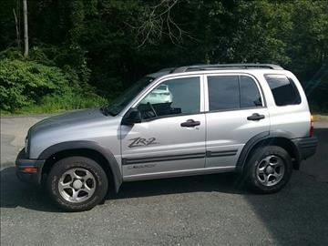 2003 Chevrolet Tracker for sale in Braintree, MA