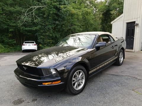 2005 Ford Mustang for sale in Abington, MA