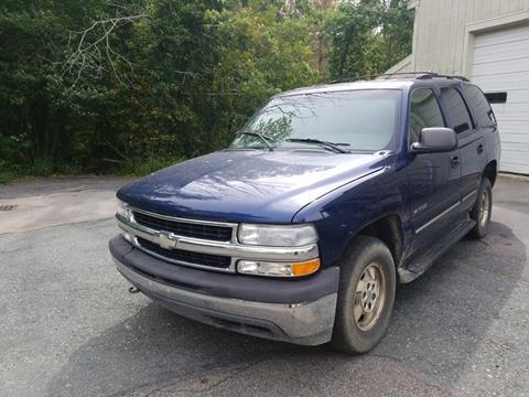 2000 Chevrolet Tahoe for sale in Abington, MA