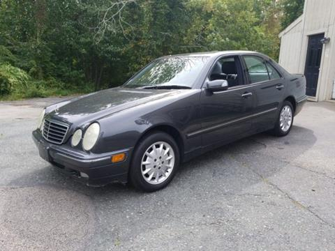 2002 Mercedes-Benz E-Class for sale in Abington, MA