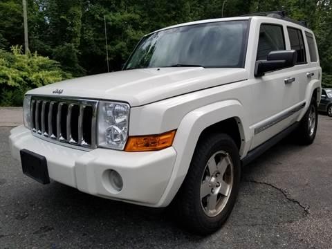 2010 Jeep Commander for sale in Abington, MA
