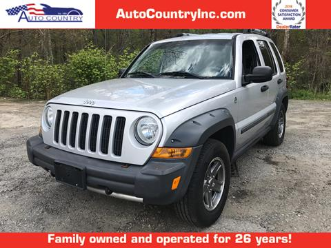 2005 Jeep Liberty for sale in Abington, MA