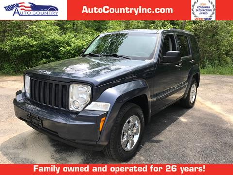 2008 Jeep Liberty for sale in Abington, MA