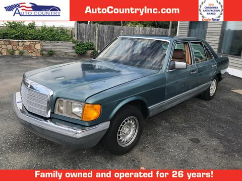 1983 Mercedes-Benz 300-Class for sale in Abington, MA