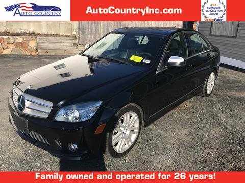 2009 Mercedes-Benz C-Class for sale in Abington, MA