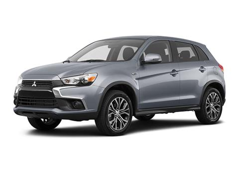 2017 Mitsubishi Outlander Sport for sale in Austin TX