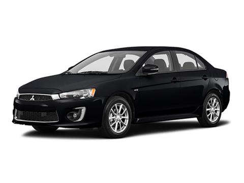 2016 Mitsubishi Lancer for sale in Austin TX