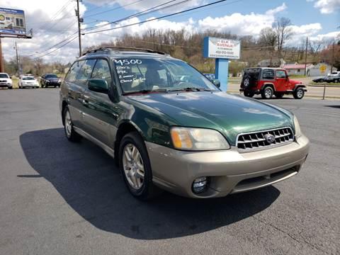 2003 Subaru Outback for sale in Elizabethton, TN