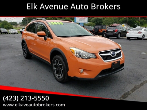 2015 Subaru XV Crosstrek for sale in Elizabethton, TN
