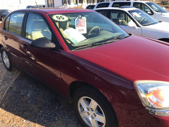 2005 Chevrolet Malibu For Sale At Cars R Us OMG In Macon GA