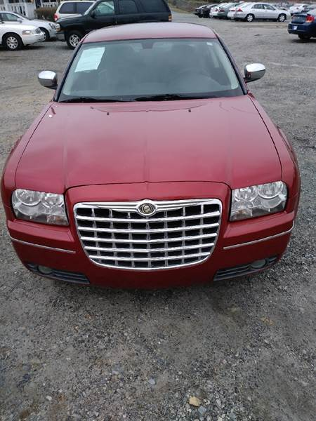 sale used car chrysler carxus on usd tourin for