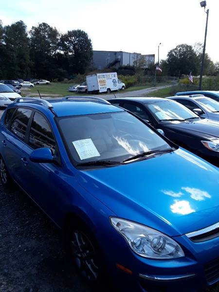 2012 Hyundai Elantra Touring For Sale At Cars R Us OMG In Macon GA