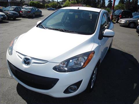 2013 Mazda MAZDA2 for sale in Everett, WA