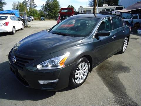 2015 Nissan Altima for sale in Everett, WA