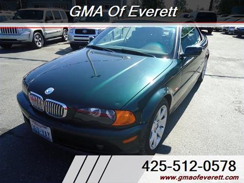 2001 BMW 3 Series for sale in Everett, WA