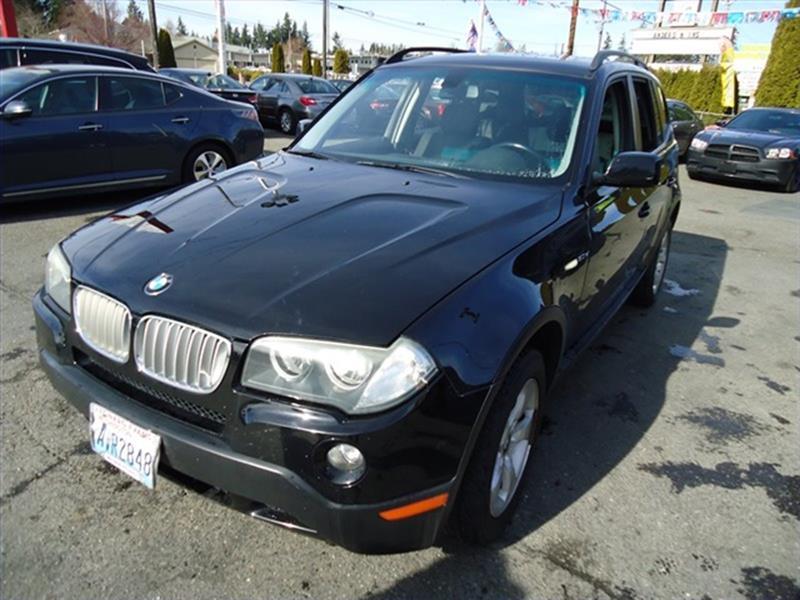 2007 Bmw X3 AWD 3.0si 4dr SUV In Everett WA - GMA Of Everett