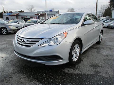 2014 Hyundai Sonata for sale in Everett, WA