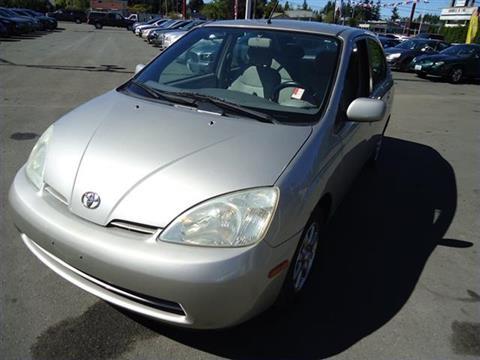 2002 Toyota Prius for sale in Everett, WA