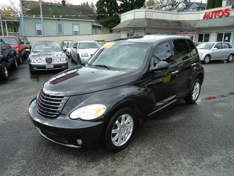 2009 Chrysler PT Cruiser for sale at GMA Of Everett in Everett WA