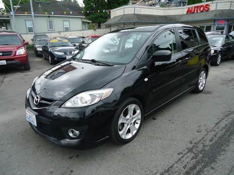 2009 Mazda MAZDA5 for sale at GMA Of Everett in Everett WA