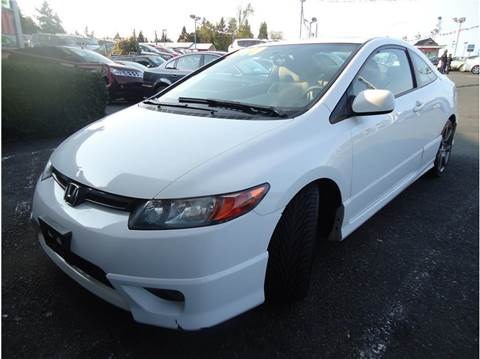 2006 Honda Civic for sale at GMA Of Everett in Everett WA