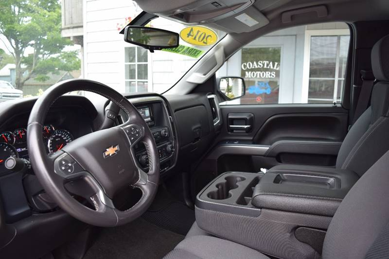 2014 Chevrolet Silverado 1500 for sale at Coastal Motors in Buzzards Bay MA