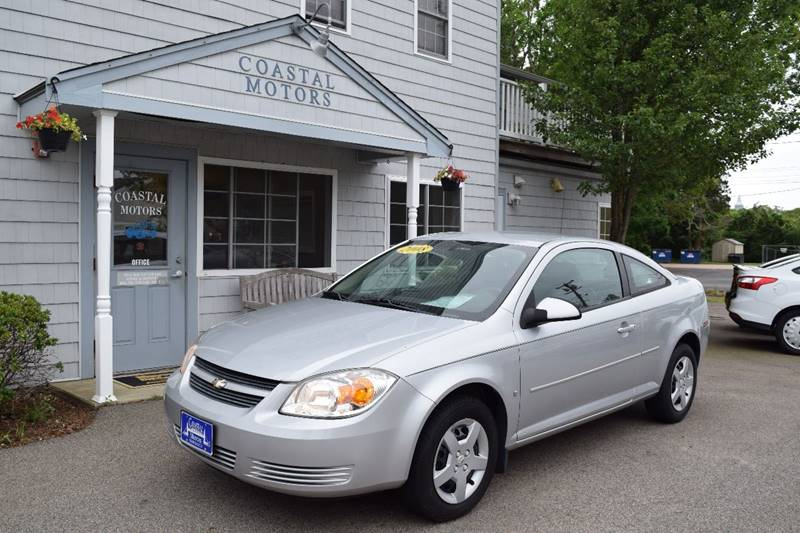2008 Chevrolet Cobalt for sale at Coastal Motors in Buzzards Bay MA