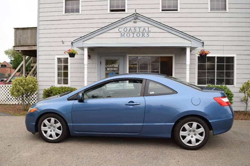 2007 Honda Civic for sale at Coastal Motors in Buzzards Bay MA